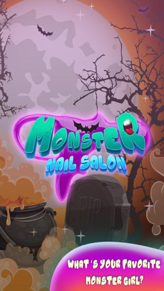 Monster Nail Salon