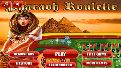Screenshot 3 Рулетка Королевство фараона — ставки Спин и выигрывайте! Лас-Вегас машина игры Бесплатные