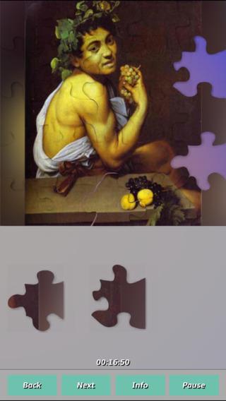 Caravaggio Art Puzzles