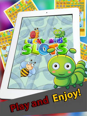 玩免費遊戲APP|下載Lucky Bugs Slots Free - Las Vegas Strip Casino Slots Machine, Spin The Reels & Win app不用錢|硬是要APP