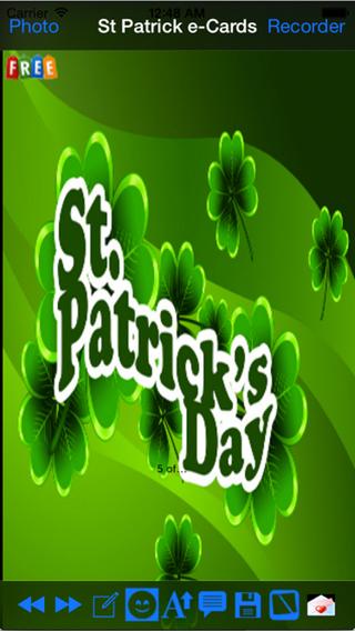 Saint Patrick's Day eCards