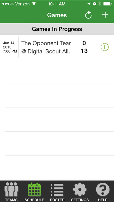 Football Statware iPhone Screenshot 3