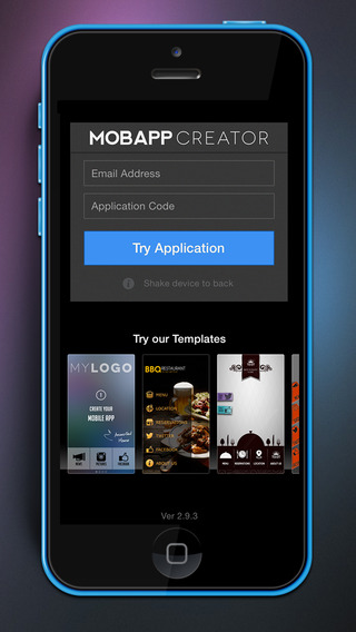 MobAppCreator Preview