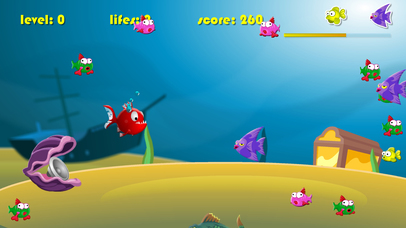 Screenshot 5 Big fish eat Small fish Game