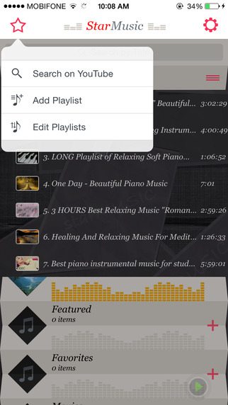 StarMusic Pro - Music and Video Player for YouTube