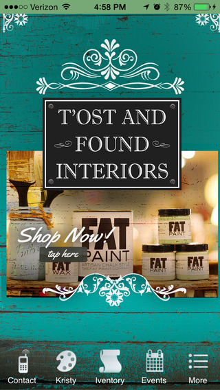 T'ost and Found Interiors by Kristy Fuller