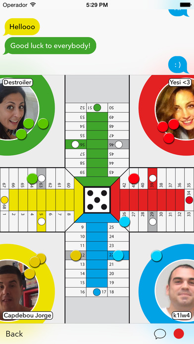 Screenshot 1 Parchis HD8