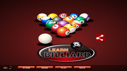 Screenshot 1 Learn Billiard