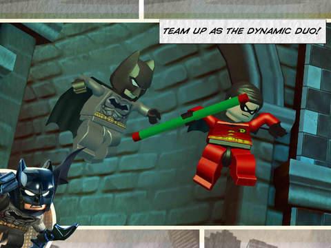 دانلود بازی LEGO® Batman: Beyond Gotham برای آیفون و آیپد - تصویر 0