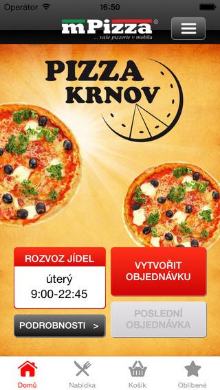 Pizza Krnov