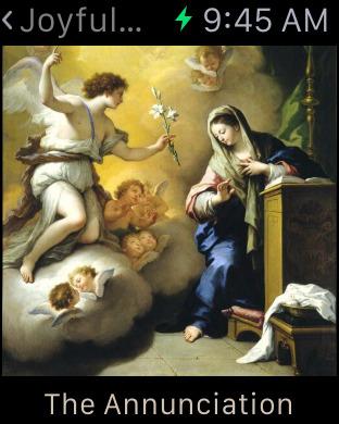 Scriptural Rosary iPhone Screenshot 6