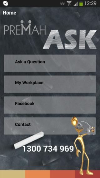 Premah Ask