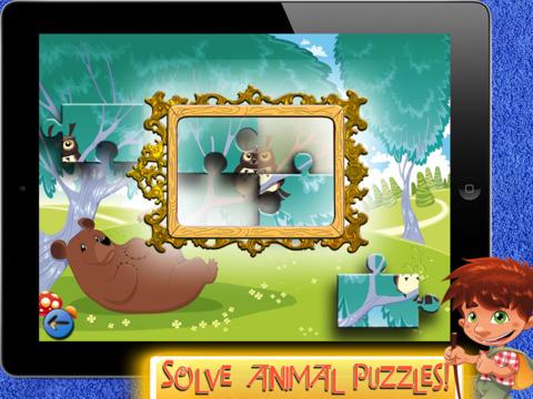 Jack and Jill: A Toddler Adventure Lite iPad Screenshot 3