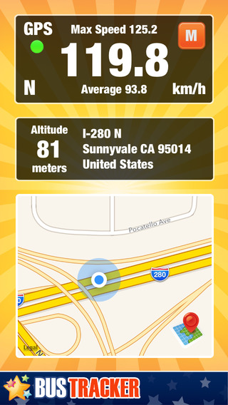 Bus Tracker.