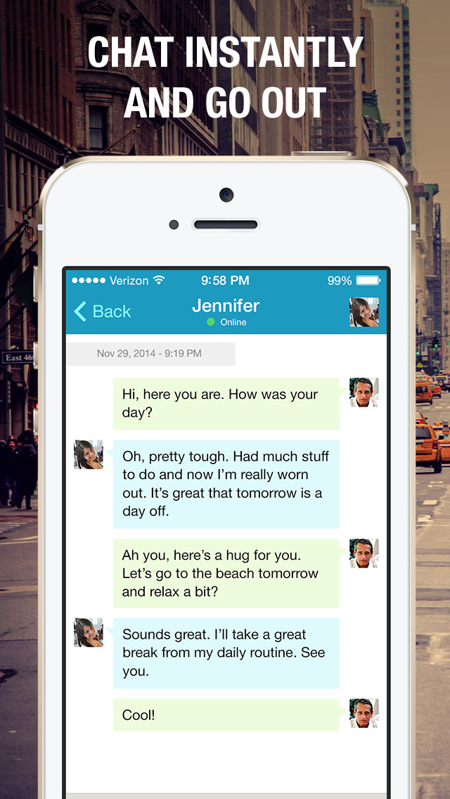 chat dating flirt