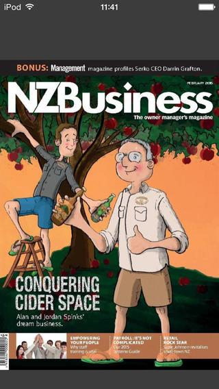 NZBusiness+Management