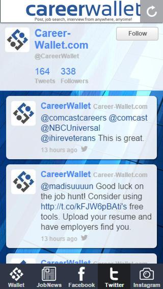 Career-Wallet