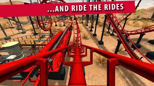 RollerCoaster Tycoon® 3 Screenshots
