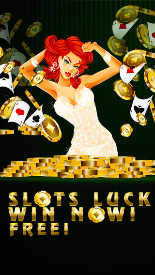 Slots Luck Win now FREE