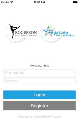 Rogerson Dance Studios Pty Ltd