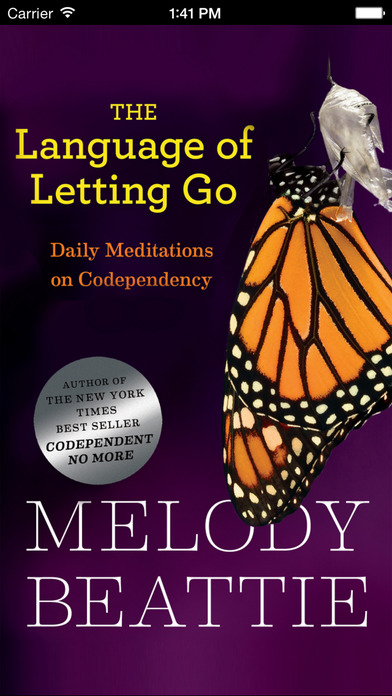The Language of Letting Go: Meditations for Recovery from Codependency Screenshot