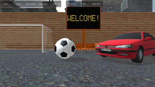 CF: Car Footie