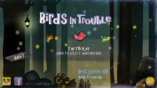 Birds In Trouble Pro