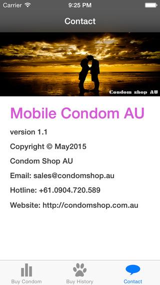 Mobile Condom Shop AU