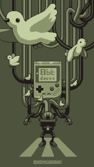 8bit Doves