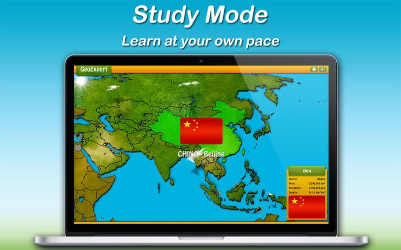 GeoExpert Screenshot - 3