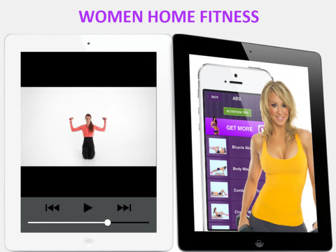 Women Home Fitness Lite – Ежедневные Упражнения Тела. Скриншоты11