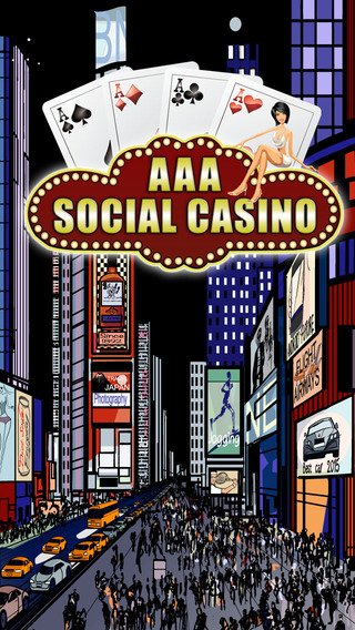 AAA Social Casino: Fresh Connections Break the ice