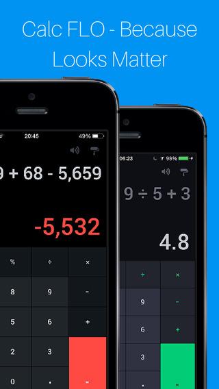 Calculator FLO