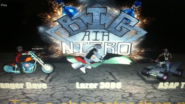 Big Air Nitro