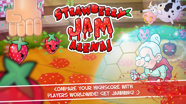 Strawberry Jam Arena