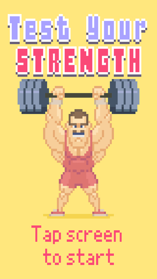Test Your Strength - How fast can you lift