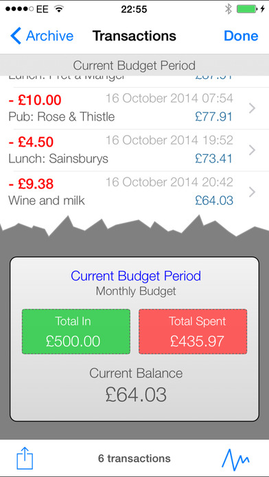 Cash-Strapped iPhone Screenshot 4