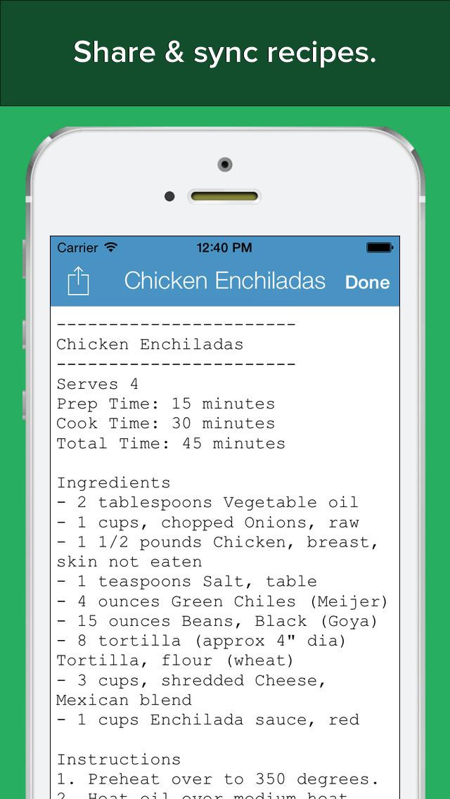 Food Recipe Food Recipe Calorie Calculator