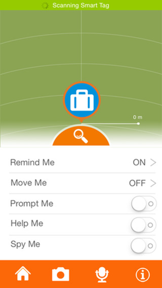 Bluetooth Personal Alarm