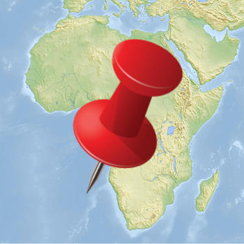 GeoAfrica LOGO-APP點子
