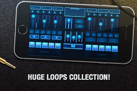 Electro Mix Machine Pro screenshot 2