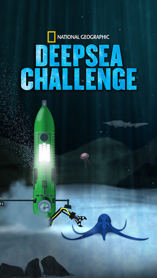 National Geographic's DEEPSEA CHALLENGE