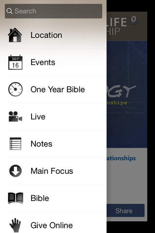 Family Life Fellowship screenshot 2