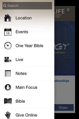 Family Life Fellowship screenshot 2