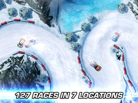 Screenshots of VS. Racing 2 for iPad