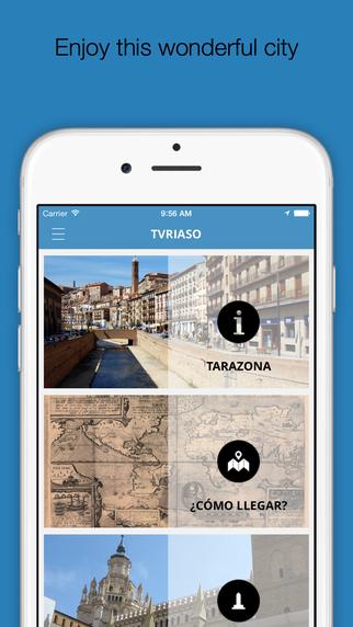 Tvriaso Guide to the city of Tarazona Zaragoza