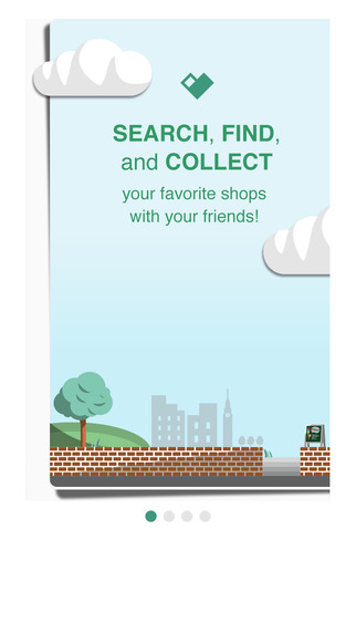 ShopCard.me - Collect your favorite shops