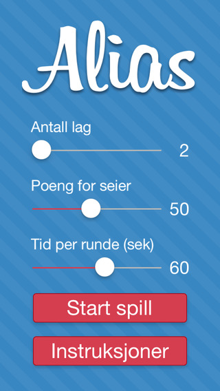 Alias for iOS