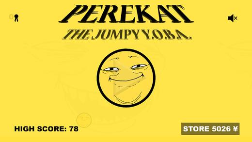 PEREKAT: THE JUMPY YOBA