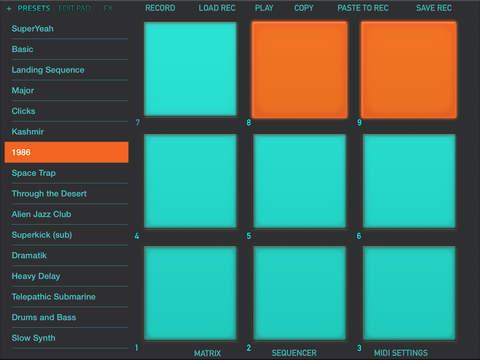 Turquoise DS Screenshots